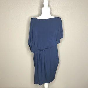 Vince Camuto Asymmetrical Jersey Dress